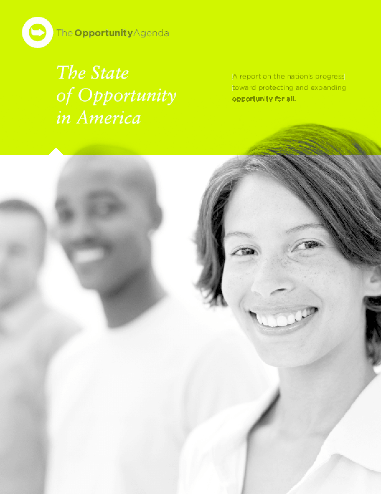 The State of Opportunity in America