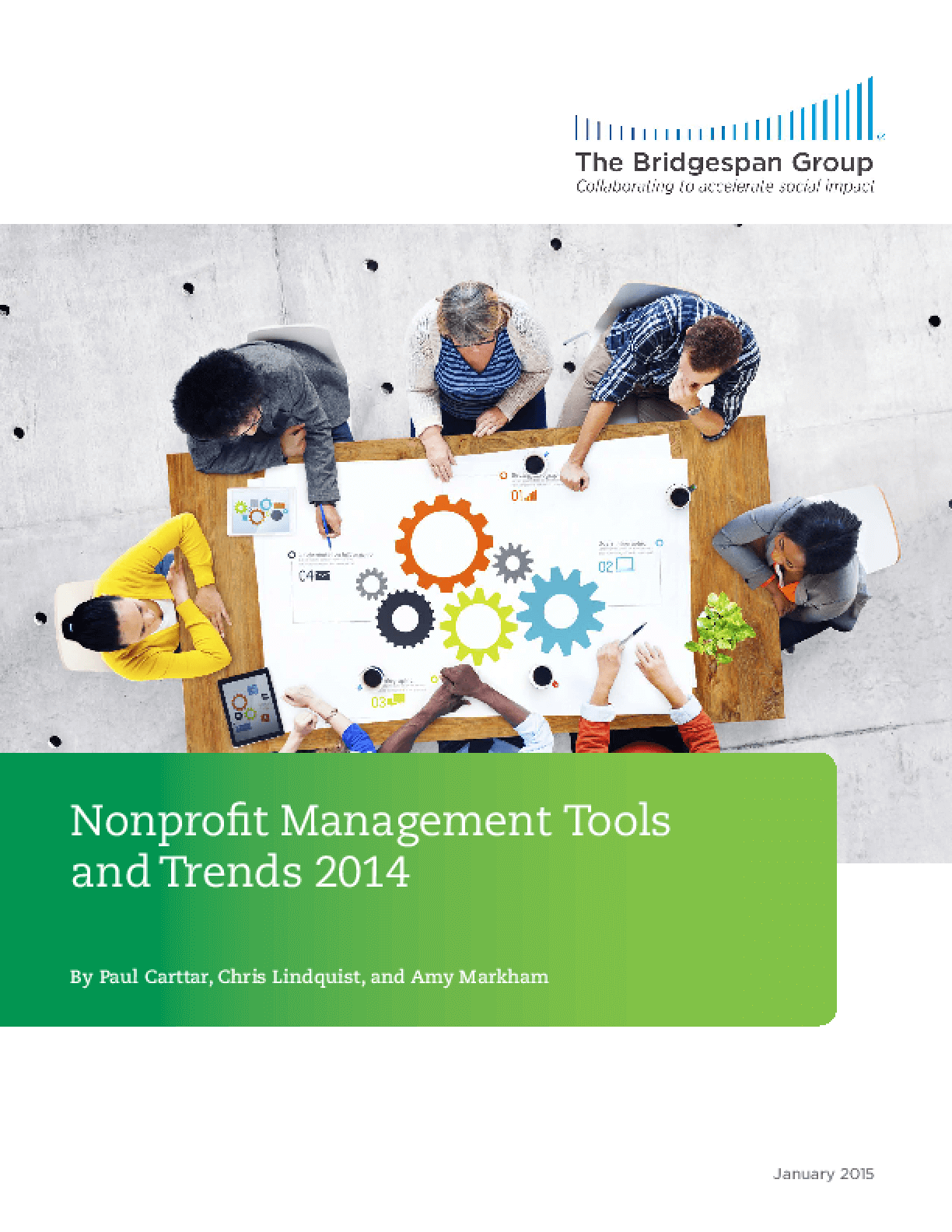Nonprofit Management Tools and Trends 2014