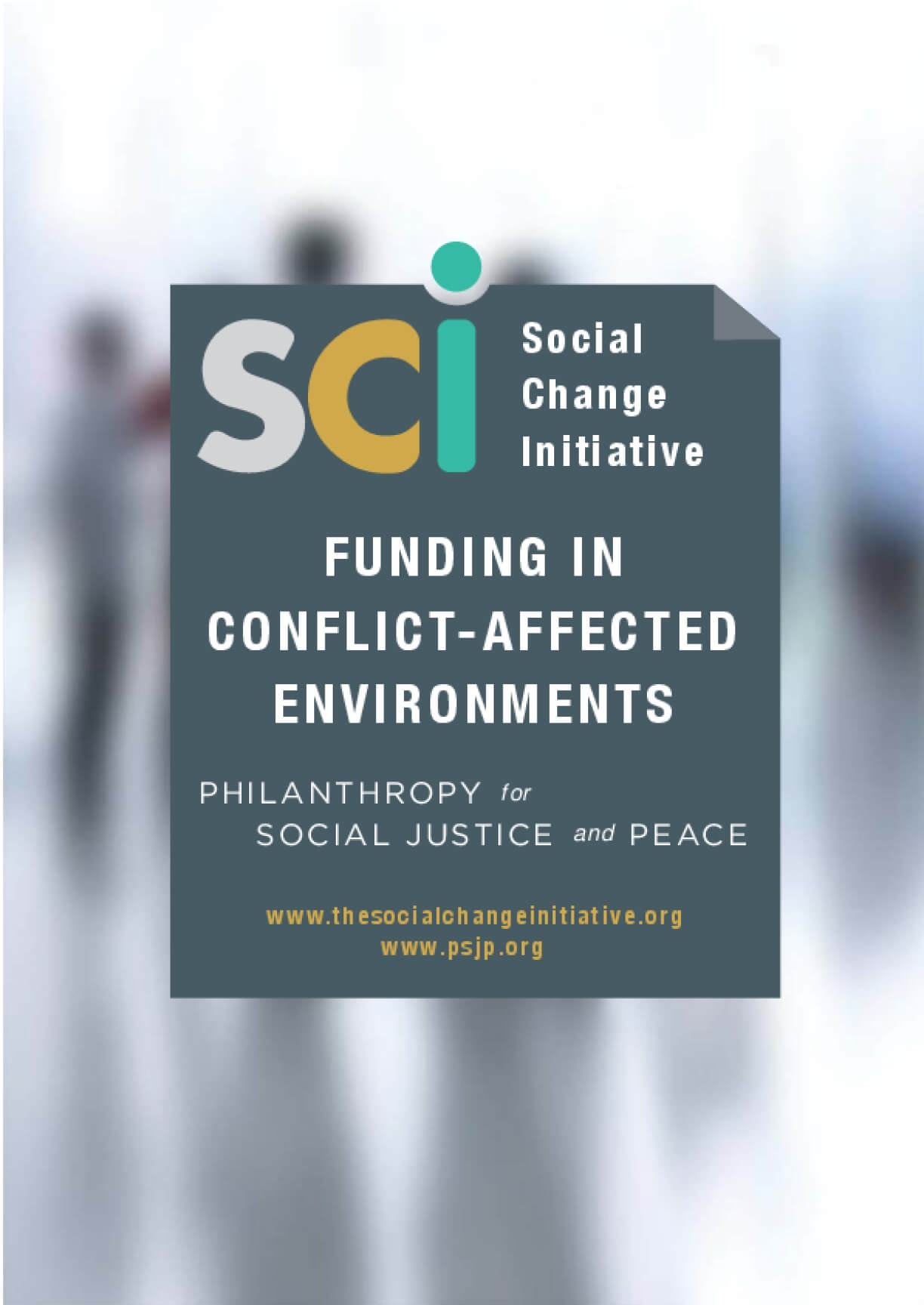 Funding in Conflict-Affected Environments