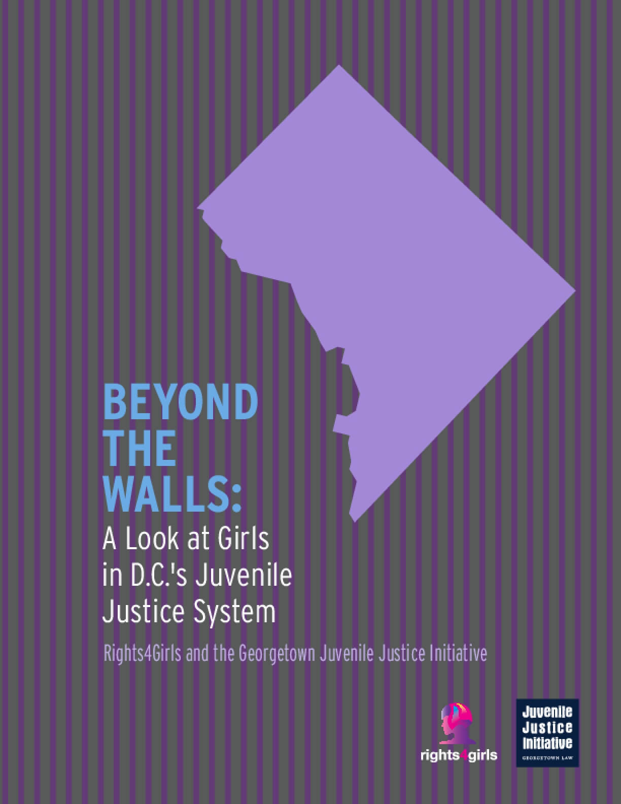 Beyond the Walls: A Look at Girls in D.C.'s Juvenile Justice System