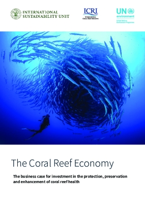 The Coral Reef Economy