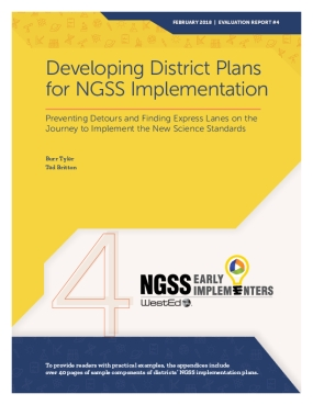 Developing District Plans for NGSS Implementation: Preventing Detours and Finding Express Lanes on the Journey to Implement the New Science Standards