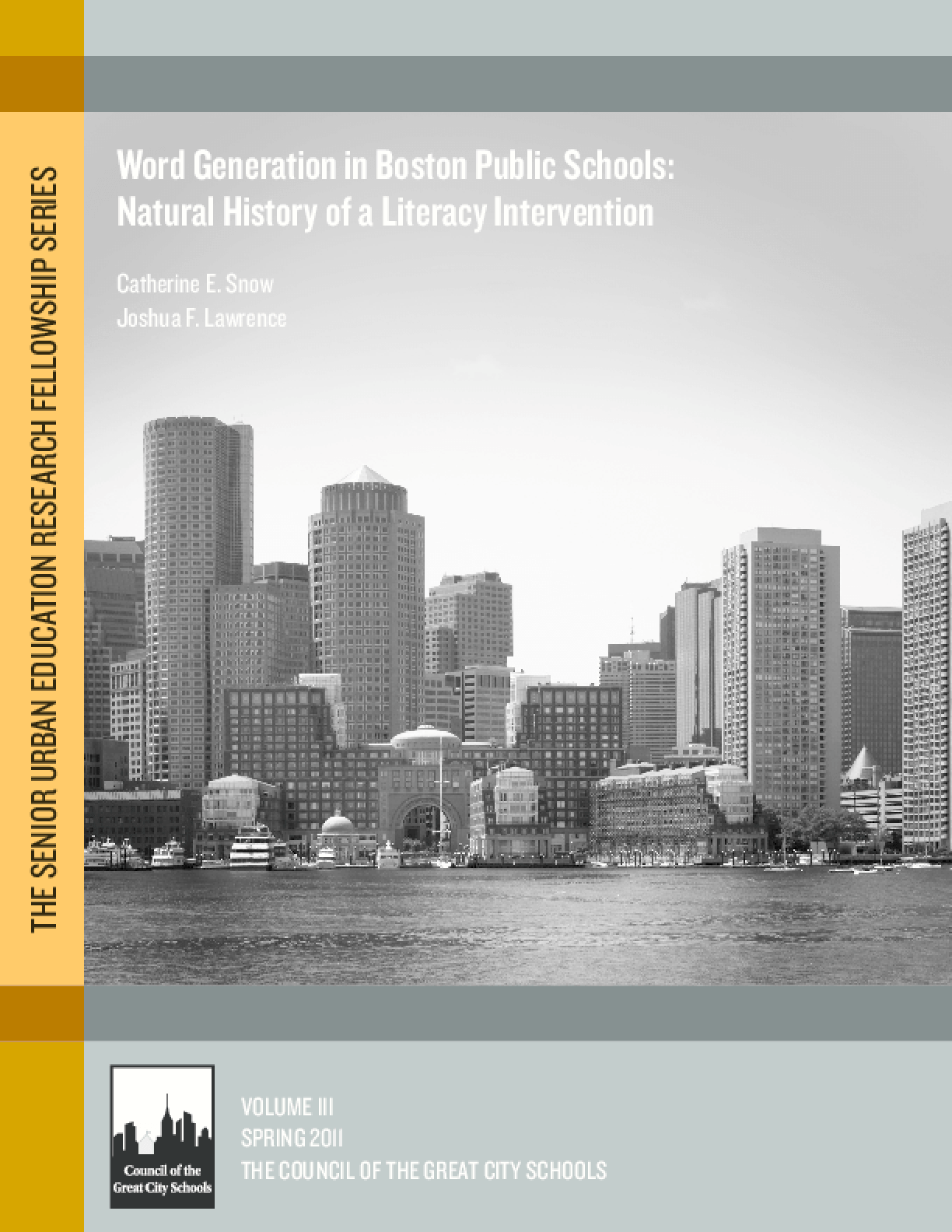 Word Generation in Boston Public Schools: Natural History of a Literacy Intervention