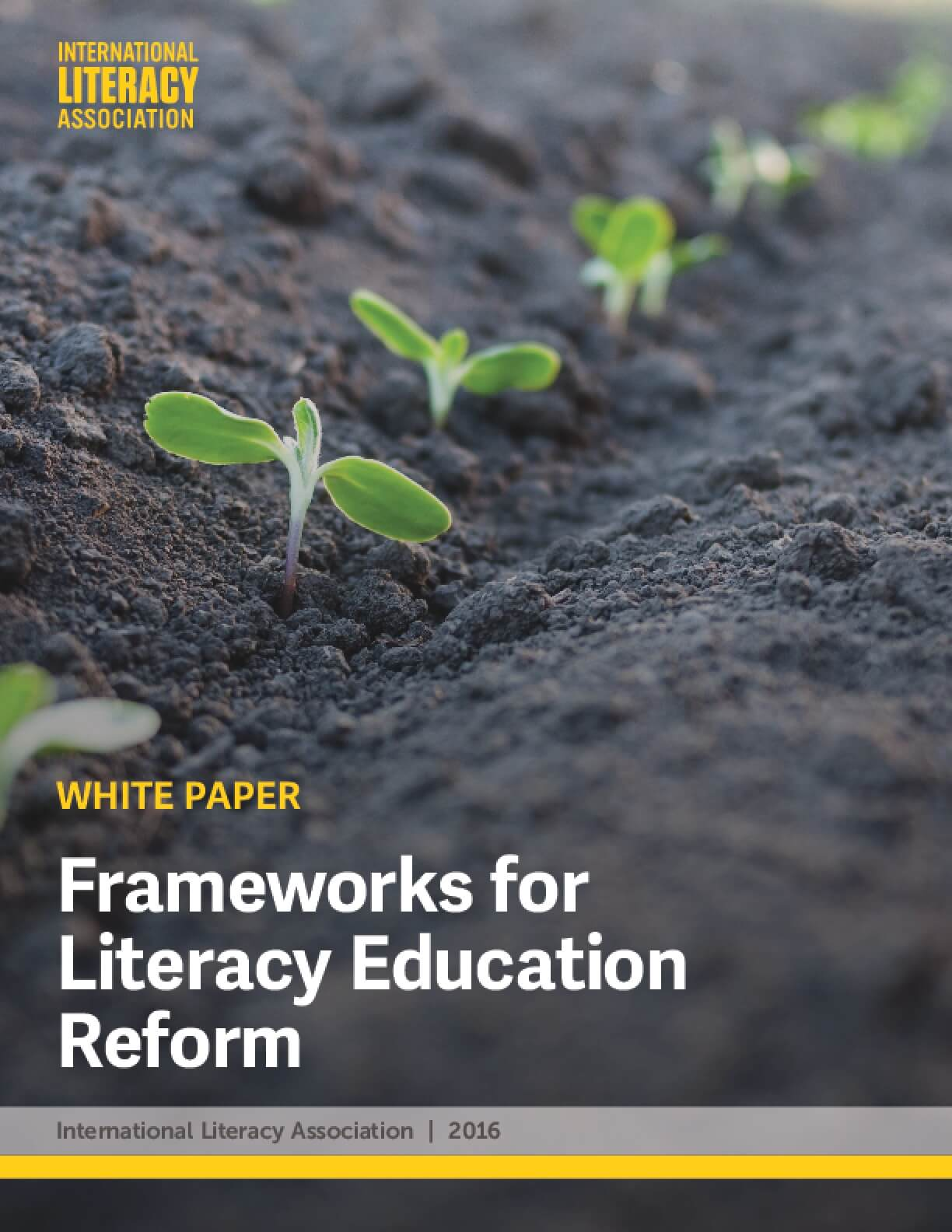 Frameworks for Literacy Education Reform