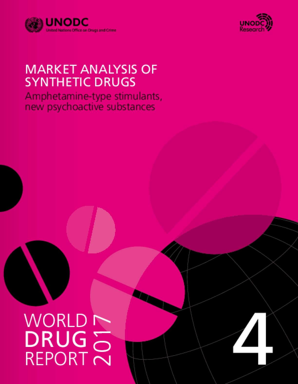 Market Analysis of Synthetic Drugs: Amphetamine-type Stimulants, New Psychoactive Substances