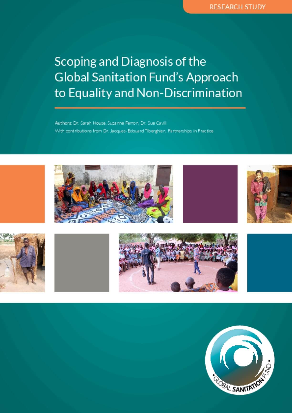 Scoping and Diagnosis of the Global Sanitation Fund's Approach to Equality and Non-Discrimination
