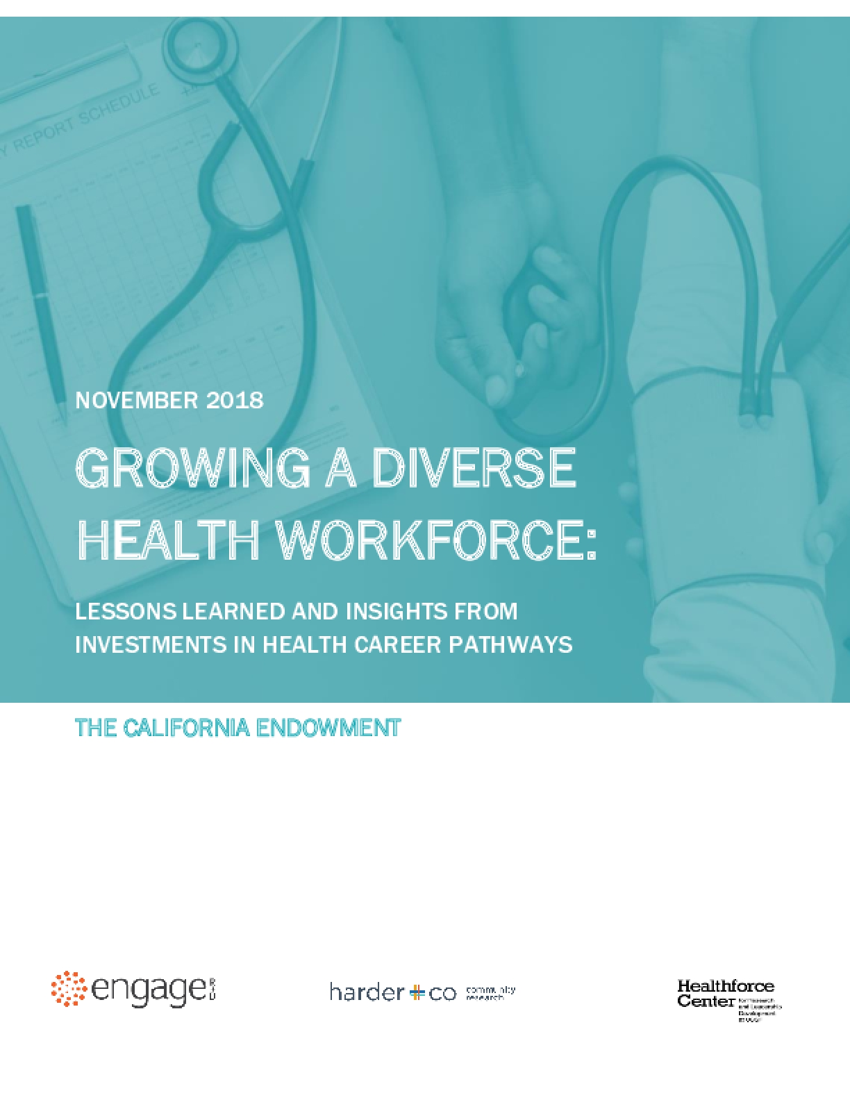 Growing a Diverse Health Workforce: Lessons Learned and Insights from Investments in Health Career Pathways