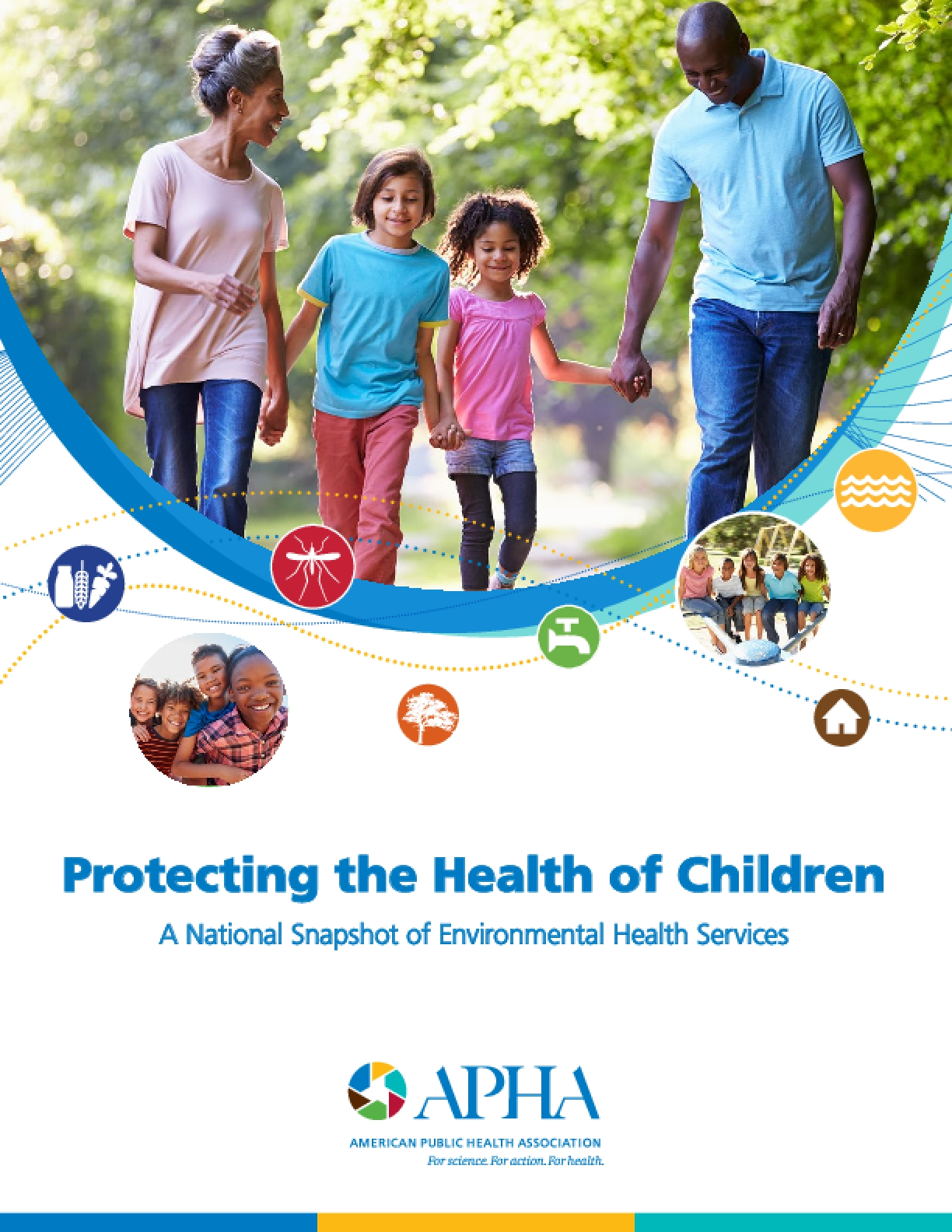 Protecting the Health of Children: A National Snapshot of Environmental Health Services