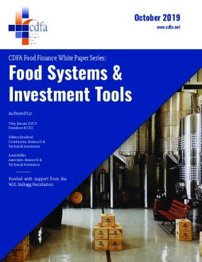 Food Systems & Investment Tools