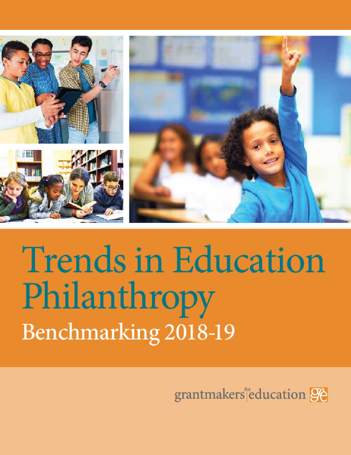 Trends in Education Philanthropy: Benchmarking 2018-19