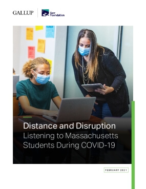 Distance and Disruption: Listening to Massachusetts Students During COVID-19