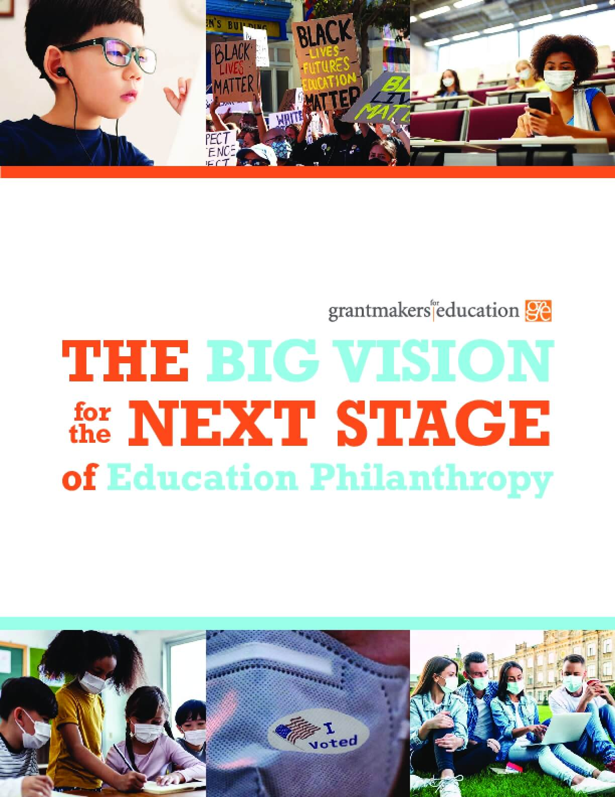 The Big Vision for the Next Stage of Education Philanthropy