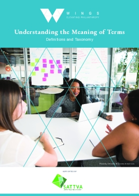 Understanding the Meaning of Terms: Definitions and Taxonomy